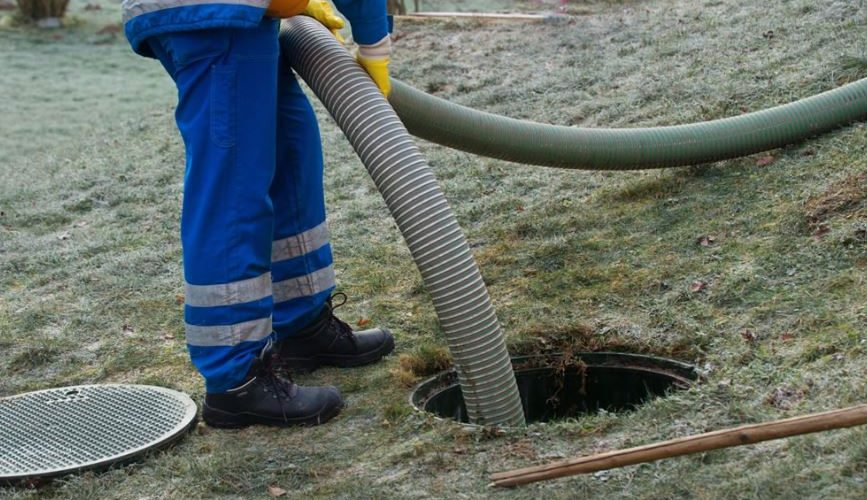 Tollefson Sewer Services Assiniboia SK - Assiniboia Septic Tank